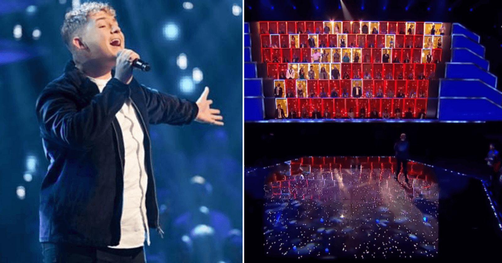 Jovem canta 'Hallelujah' e sua voz emociona todos os jurados!