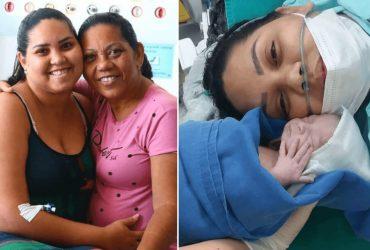 Médicos usam 531 bolsas de sangue para salvar mãe com doença rara