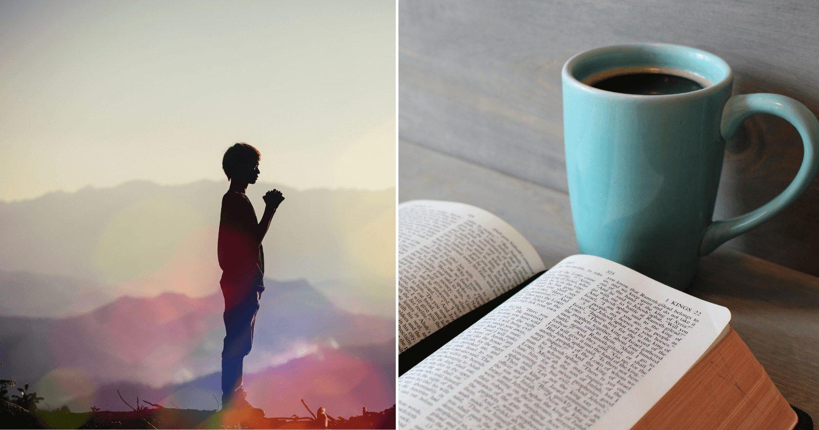 SALMO 40 - aprenda a CONFIAR de verdade e não sentir medo