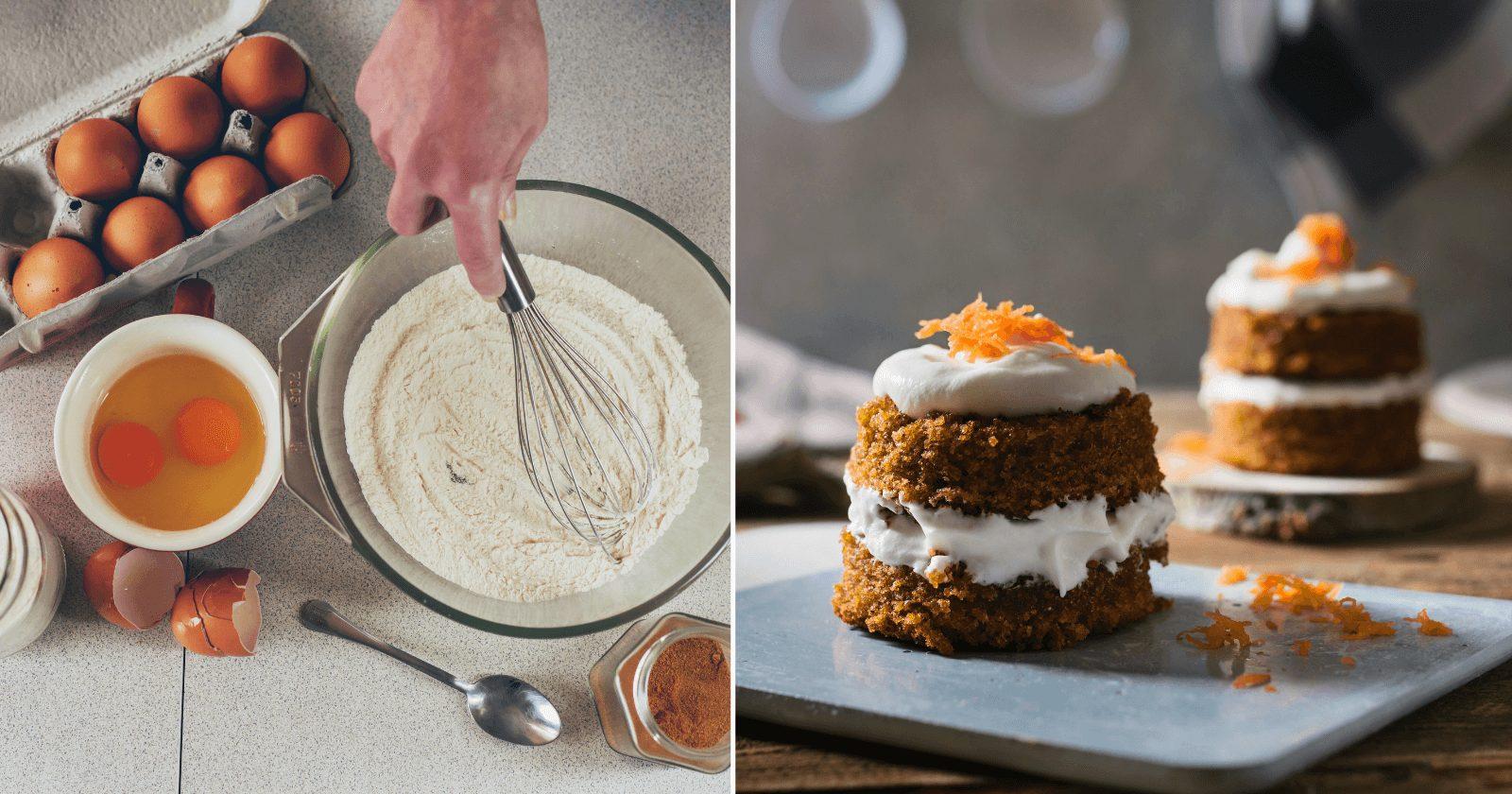 Receita de bolo de CENOURA que deixará qualquer visita com INVEJA!