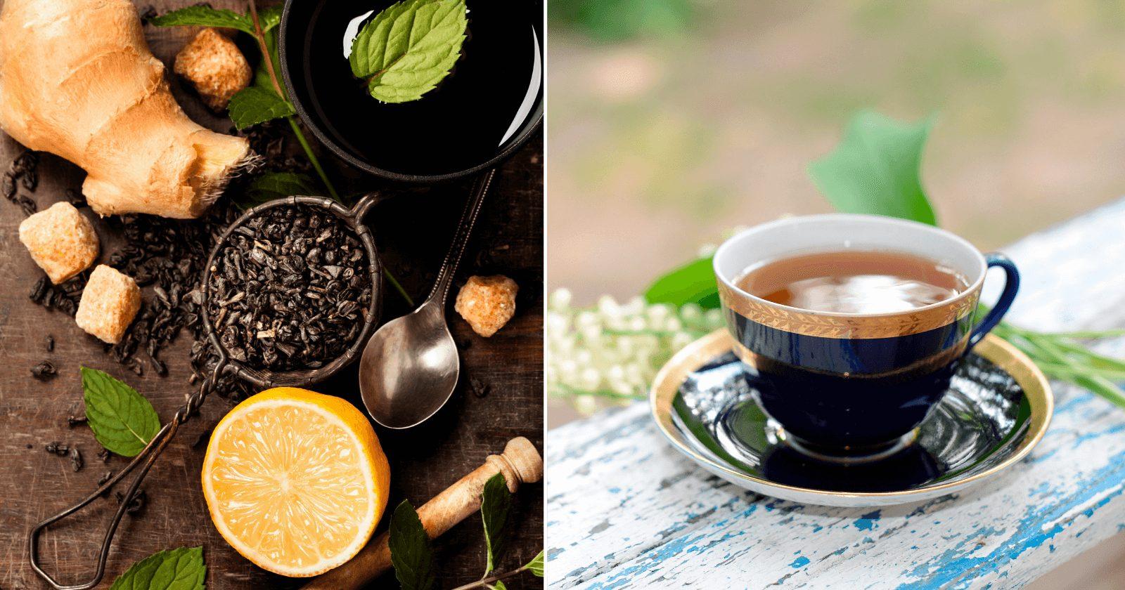 19 chás DIURÉTICOS que ajudam na retenção de líquidos