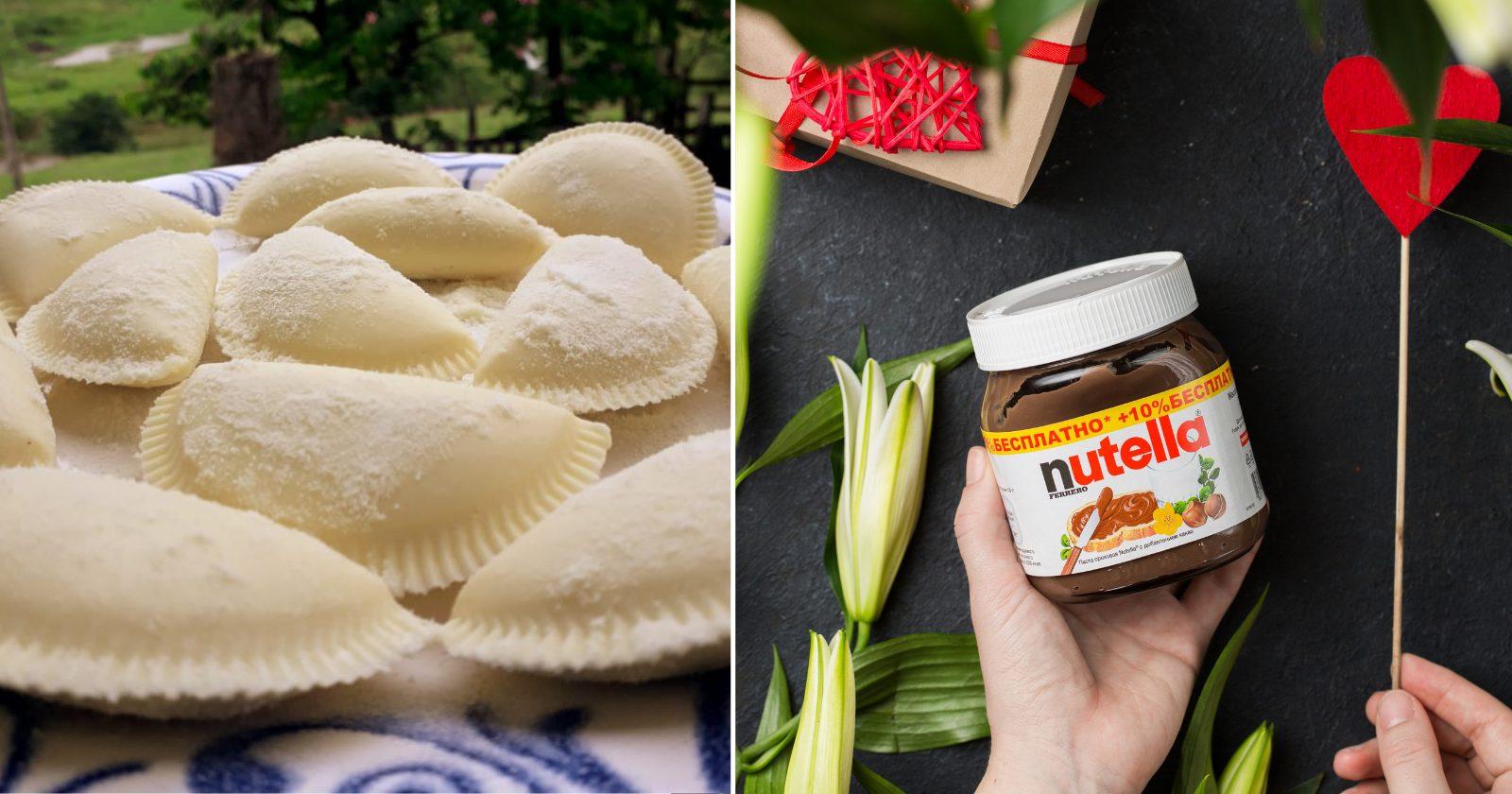 Pastel de leite ninho com NUTELLA: o melhor docinho da vida!