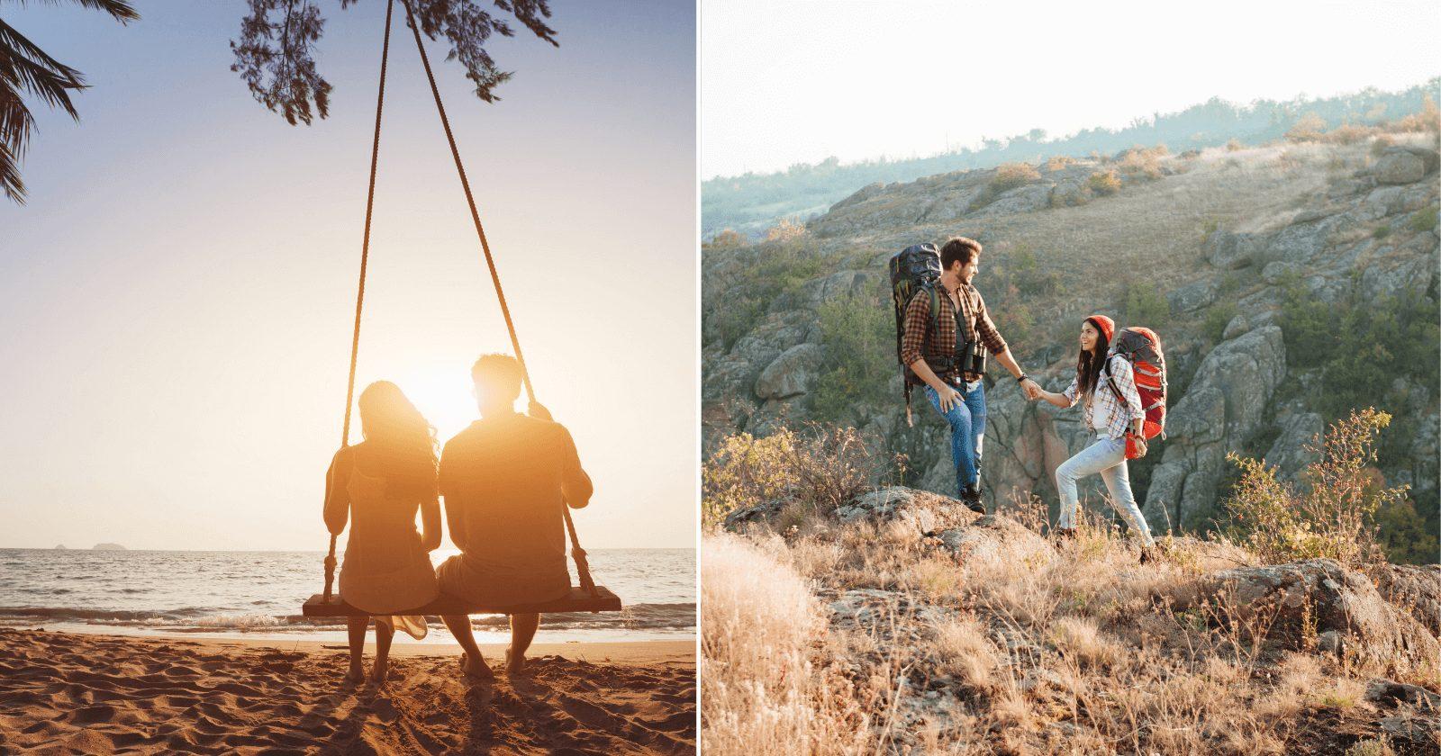42 lugares brasileiros para viajar a dois e se encher de amor