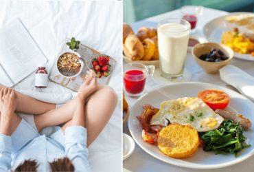 20 receitas fit para um café da manhã SAUDÁVEL e super prático