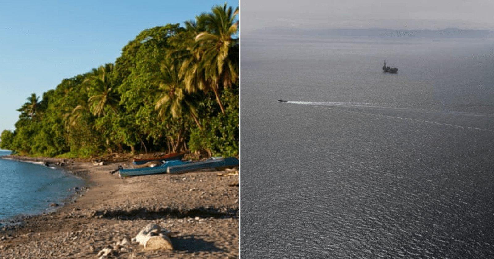 Homens sobrevivem 29 dias perdidos no mar com 'oração e frutas'