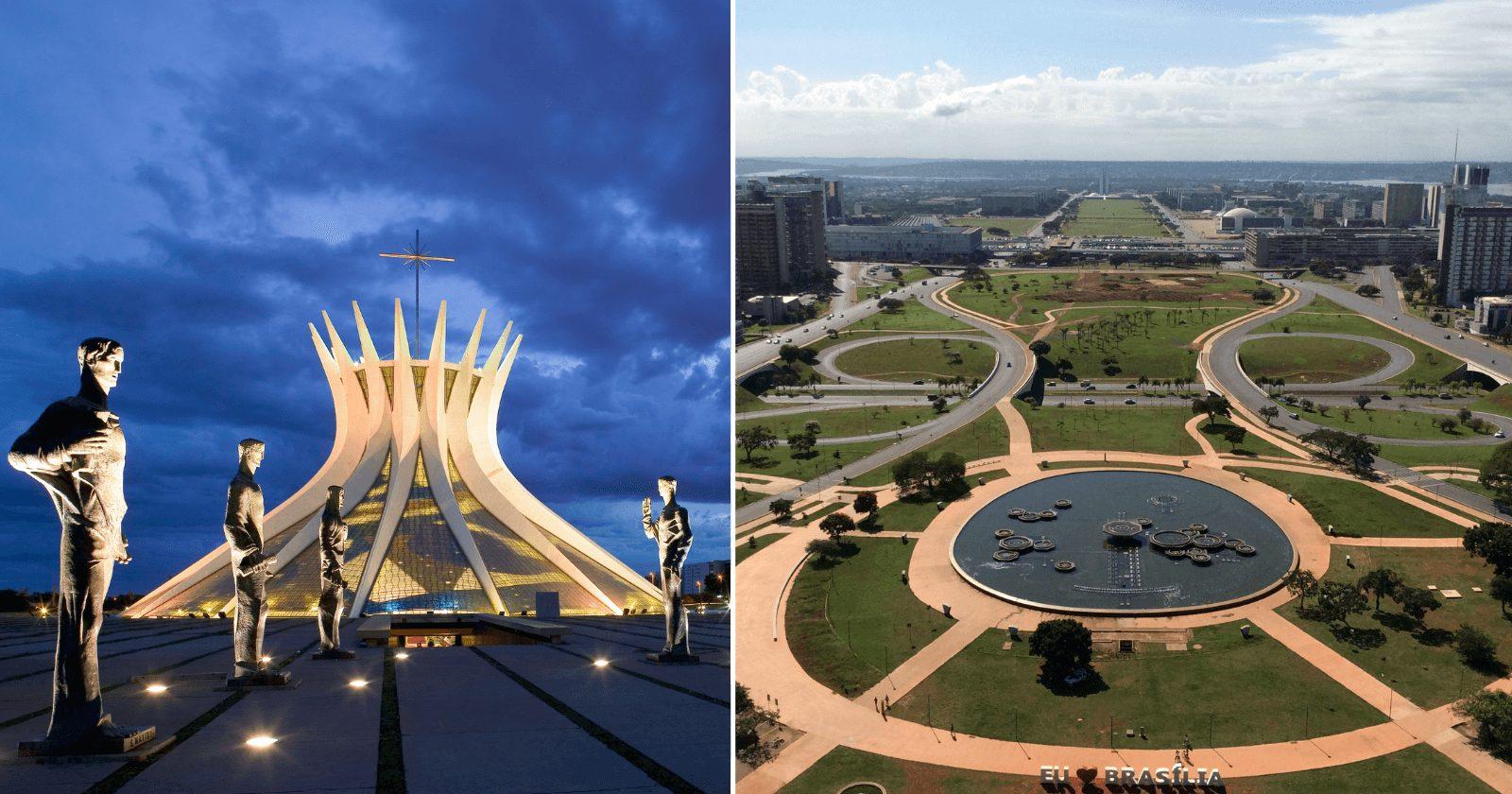 25 lugares para viajar perto de Brasília que merecem cada parada