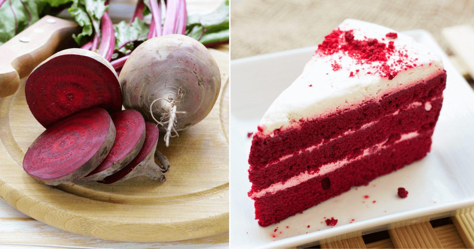 Esse bolo de BETERRABA além de ser belíssimo é uma delícia. APRENDA!