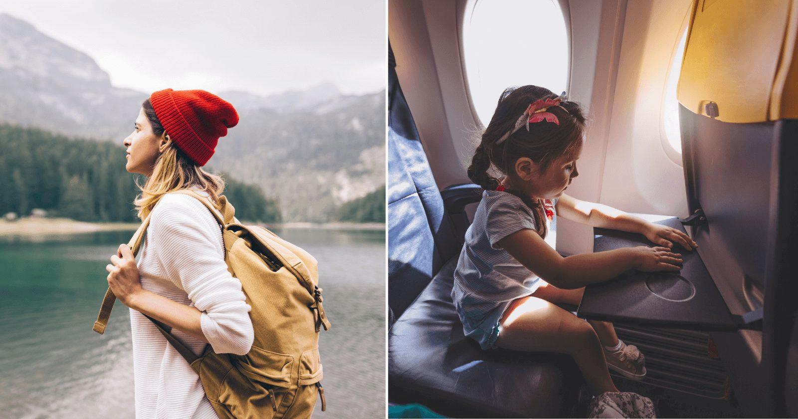 Com quantos anos pode viajar sozinho de avião? Te explicamos TUDO!